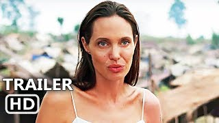 FIRST THEY KILLED MY FATHER Official Trailer # 2 (2017) Angelina Jolie, Netflix Movie HD