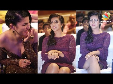 Xxx Mp4 Madonna Sebastian Sizzles In Sexy Dress At Premam Telugu Audio Launch Hot Malayalam Cinema News 3gp Sex