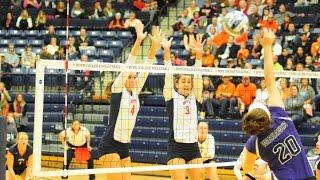 MIAA Women's Volleyball Tournament - Hope College v. Alma College