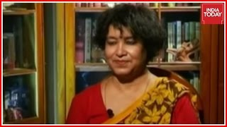 Taslima Nasrin Exclusive: Islam Is Not A Religion Of Peace