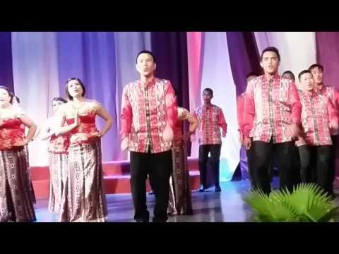 Pesparawi XI - PS Dewasa Campuran Sulut