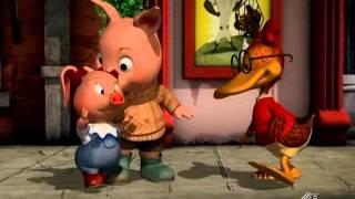 Le Avventure di Piggley Winks - Sigla Completa - Audio e Montaggio Video Alta Qualità