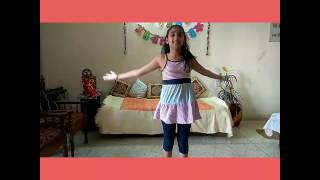 2016 BEST DANCE BADAL KAR DE/ AKIRA/SUNIDHI CHAUHAN/EASY DANCE STEPS BY HIYA