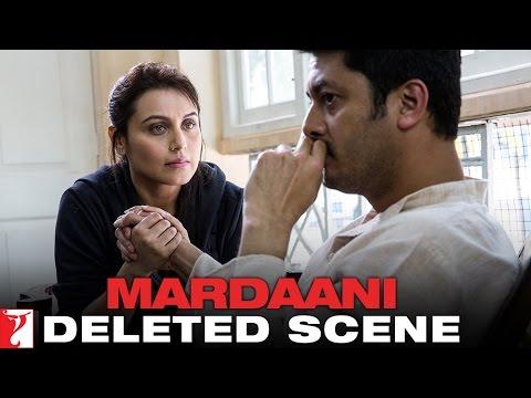 Deleted Scene 8: Mardaani | Shivani Comforts Bikram | Rani Mukerji