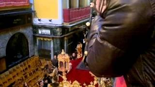 saeta de maite olivares al cristo de los gitanos