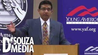 D'Souza Explains The United States Of Islam