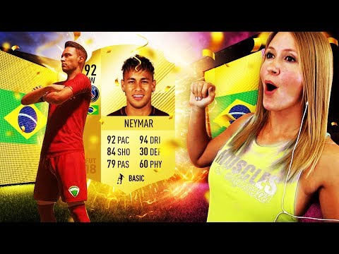 Xxx Mp4 I PACKED NEYMAR IN A FREE PACK FROM EA FIFA 18 3gp Sex