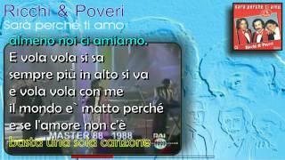 Ricchi & Poveri - Sarà perché ti amo