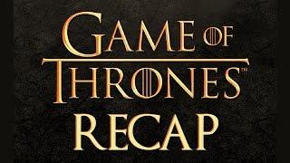 Game of Thrones Recap Season 6 Episode 3