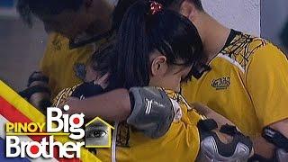 Pinoy Big Brother Season 7 Day 94: Kisses, sinalo ang ibang bola ni Vivoree sa ligtask challenge