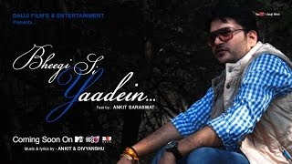 Bheegi Si Yaadein || Official || by Ankit Saraswat Full Video