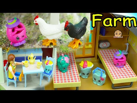 Xxx Mp4 Season 8 World Vacation Shopkins Stay At Playmobil Farm Toy Play Video 3gp Sex