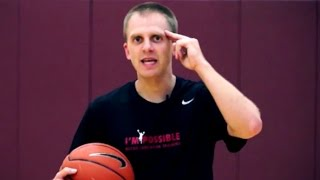 I'm Possible Basketball Drills: Hand Off To Ball Screen