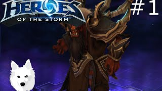 Heroes of the Storm Gameplay ★ Gul'dan #1 ★ Commentary ★ Rank 1 Player ★ Quick Match ★