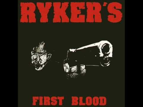 RYKER`S - First Blood 1995 [FULL ALBUM]