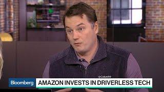 Aurora CEO Predicts Amazon Self-Driving Cars Will Deliver Goods