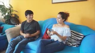 Persona Normal Vs Fan De Bollywood /  Leela y Amul