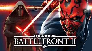 Star Wars Battlefront 2 - Complete Hero Details, Special Abilities, Cross Era Play and Hero Ships!