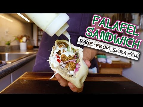 Xxx Mp4 The Art Of Crafting The Perfect Sandwich Series Falafel 3gp Sex