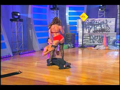 Adriana Stripdance Bailalo 5
