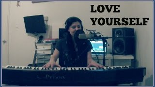 Justin Bieber - Love Yourself (Angelika Vee Cover)