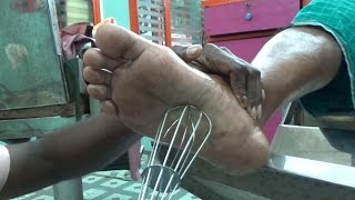 Foot Massage ~How to Massage [Acupressure ] -Relaxing Pain Relief for Feet~ASMR Relief,