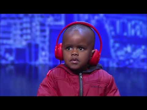 Xxx Mp4 3 YEAR OLD DJ PLAYS MANS NOT HOT ON SOUTH AFRICA S GOT TALENT GOLDEN BUZZER 3gp Sex