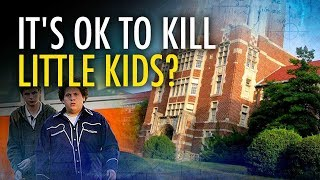 College Student: It's OK To Kill Little Kids | Campus Unmasked