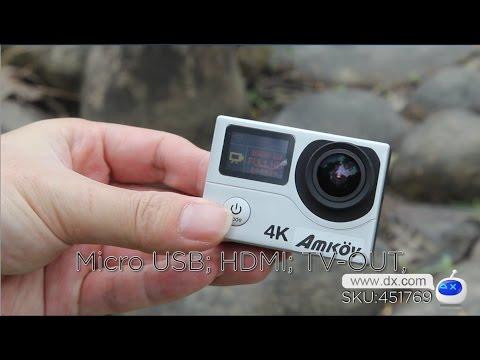 AMKOV AMK8000 4K CMOS 2.0