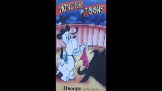 Wonder Toons:Droopy And Many More