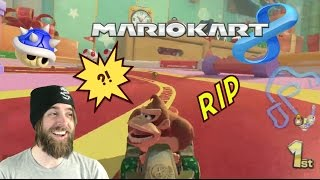 CAUSE OF DEATH: Blue Shell | Mario Kart 8 Online [#03]