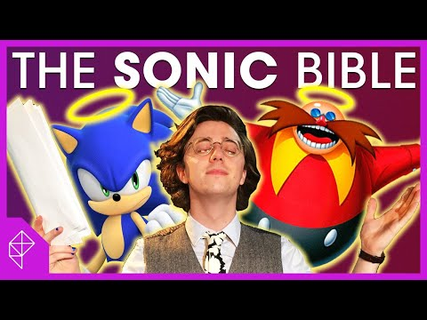 Every Sonic game is blasphemous Unraveled
