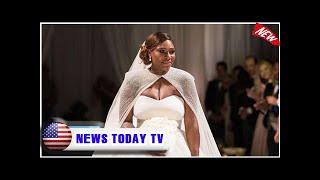Serena williams weds reddit co-founder in lavish disney themed ceremony  NEWS TODAY TV