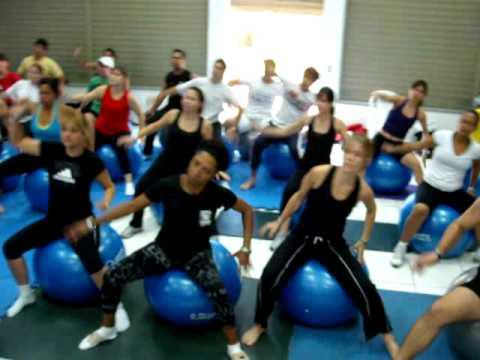CARDIO FIT JUMP BALL BAURU 01