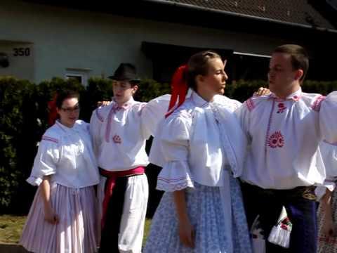 Xxx Mp4 Folklorní Soubor Dolňácko Z Hluku O Velikonoční Neděli 3gp Sex