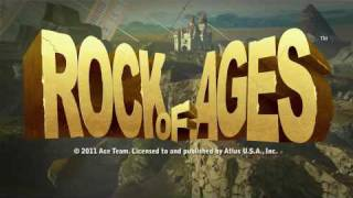 Atlus USA Teaser Trailer: Rock of Ages
