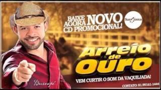 ARREIO DE OURO TOADA   CAJUEIRO