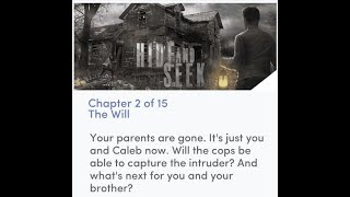 Chapters Interactive Stories - Hide And Seek Chapter 2