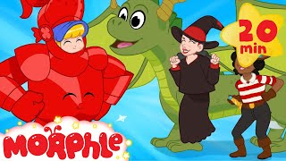 My Magic Knight - My Magic Pet Morphle episodes for Kids (Knight, Dragon, Pirate & Witch)