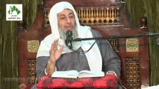 شرح كتاب بداية المجتهد ونهاية المقتصد (96) للشيخ مصطفى العدوي 22-1-2017