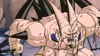 Gogeta SSJ4 Vs  Omega Shenron   Full Fight   HÐ 1