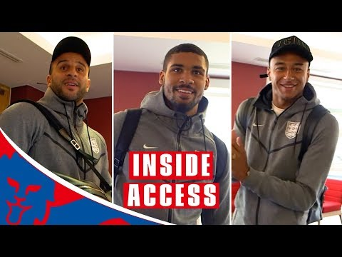 """We're Back!"" 