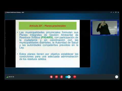 Certificado Profesional en Ambiente y Minería tarde