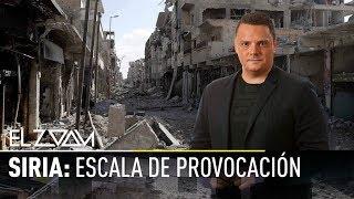 Siria: escala de provocación - El Zoom de RT