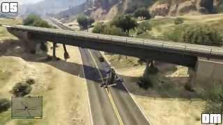 GTA V - All Under the Bridge Locations