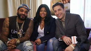 "Jim Jones and Chrissy Lampkin on ""Jim & Chrissy: Vow or Never"" Behind The Velvet Rope"