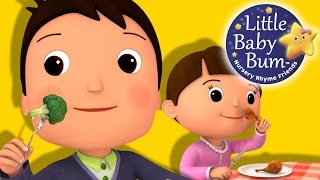 Jack Sprat | Nursery Rhymes | By LittleBabyBum!