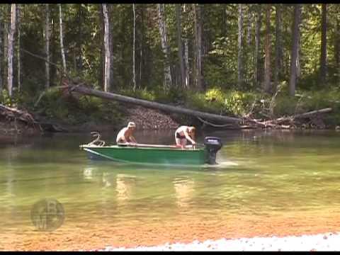 ловля на реке ангара