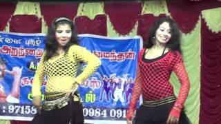 tamil Village Adal Padal dance mangalandu 2016 part-3 ஆடி பெருந்திருவிழா மங்களநாடு