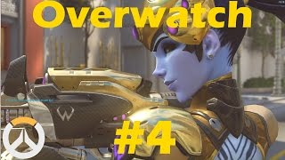 [Let's Play Overwatch] - Drowni raged mal eben etwas #4 [Deutsch]